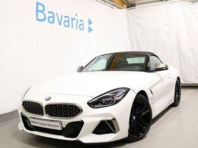 begagnad BMW Z4 M40i 340hk, Innovation, Nypris: 734 000:-