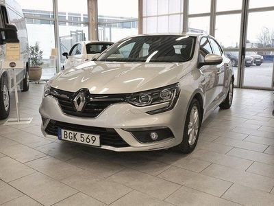 begagnad Renault Mégane 1.2 TCe Euro 6 132hk