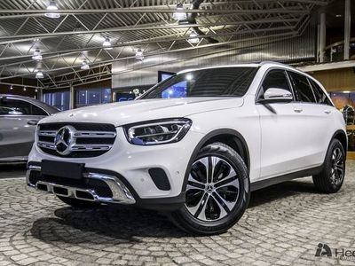 begagnad Mercedes 200 GLCd 4MATIC // Drag & Värmare //