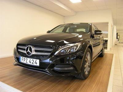 begagnad Mercedes C220 BlueTEC Sedan SE Edition -15