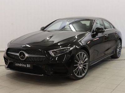 begagnad Mercedes CLS450 4MATIC Coupé AMG-Line