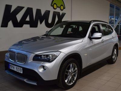 begagnad BMW X1 Xdrive 23d   204 hk   Drag   Xenon   PDC  