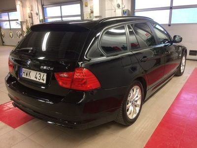 begagnad BMW 320 D xDrive/Automat./2 Ägare. -12