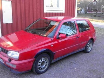 begagnad VW Golf GL 1,8 -97