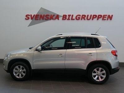 gebraucht VW Tiguan 2.0 TDI 4M Aut drag Nav LM S+V-Hjul