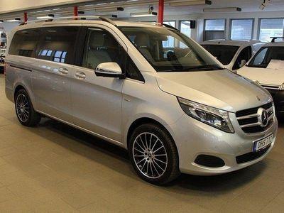 begagnad Mercedes V250 d 190hk 4MATIC Aut Avantg