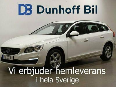 begagnad Volvo V60 D2 Kinetic Euro 6 Värmare 2016, Kombi 139 900 kr
