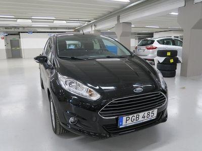 brugt Ford Fiesta TITANIUM 1,0 100HK -17