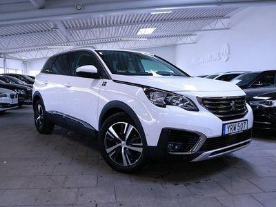 begagnad Peugeot 5008 1.6 (120hk) BlueHDi EU6 7-sits Allure