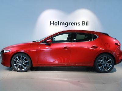 begagnad Mazda 3 2.0 122 hk 6 aut Sky +Tech pack