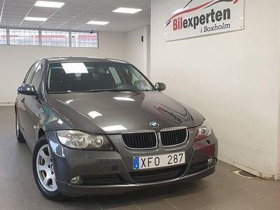 begagnad BMW 318 i Sedan Advantage 129hk