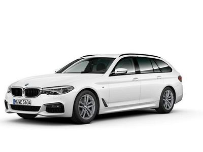 begagnad BMW 520 d Touring M Sport Connected Travel