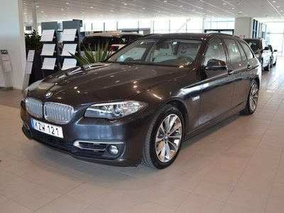 gebraucht BMW 520 d xDrive Touring Modernline (184hk)