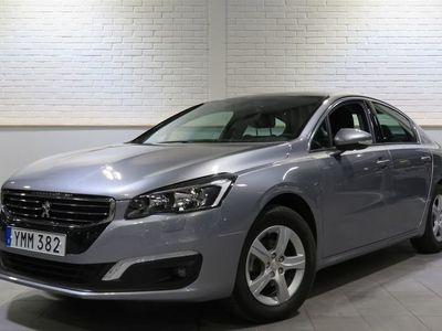 begagnad Peugeot 508 1,6 BlueHDi 120hk