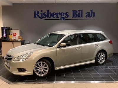 begagnad Subaru Legacy Kombi 2.5 4WD AUT BUSINESS DRAG