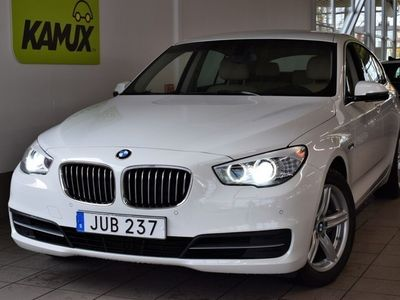 begagnad BMW 520 Gran Turismo d Komfort Skinn S&V-Hjul (184hk)