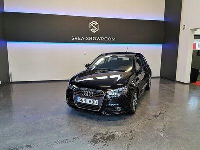 begagnad Audi A1 1.4 TFSI S Tronic Proline 6-mån garan