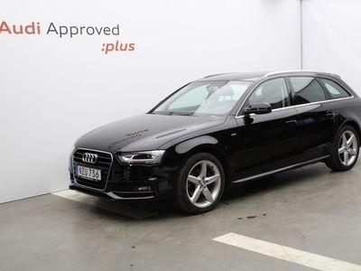 begagnad Audi A4 AVANT 2.0 TDI 150 hk EU6
