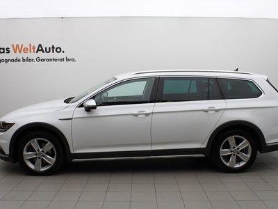 begagnad VW Passat Alltrack TDI 190 DSG6/Drag/P-värmare/Executive