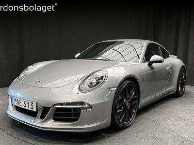 begagnad Porsche 911 Carrera 4 GTS 991 430HK SE SPEC
