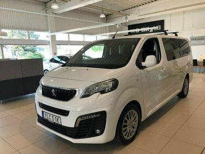 begagnad Peugeot Expert Traveller / / 2.0 BlueHDi / Automat / 177hk /