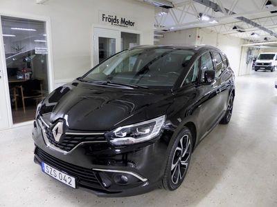 begagnad Renault Grand Scénic 1.6 dCi EDC 7-sits 160hk BOSE NAV BLIS Läderklädsel