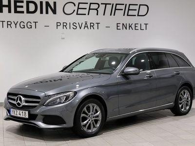 begagnad Mercedes 220 Benz C 4MATIC navi drag värmare 2017 2017, Personbil 229 900 kr