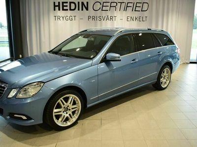 begagnad Mercedes E200 - BenzCGI / / Dragkrok /
