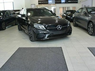 begagnad Mercedes C300 - Benzde Kombi AMG Drag