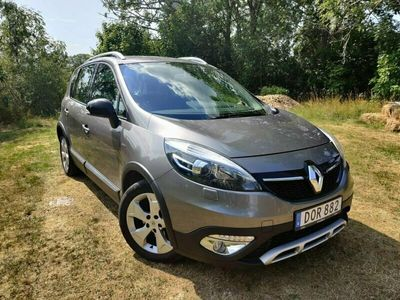 begagnad Renault Scénic xmod 1.5 dCi Bose edition