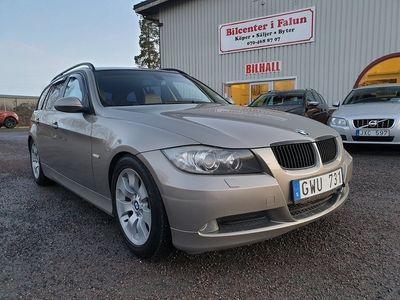 begagnad BMW 320 d/Advantage/Comfort/Dynamic/177hk/Svensksåld