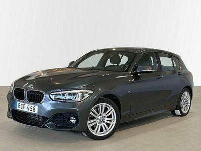 begagnad BMW 118 d xDrive M-sport