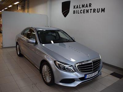 begagnad Mercedes C220 d 7G-Tronic Plus SE Edition Exclusive