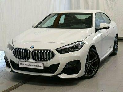 begagnad BMW 220 d xDrive Gran Coupe, M Sport Connected Drag HiFi 2020, Sportkupé Pris 418 700 kr