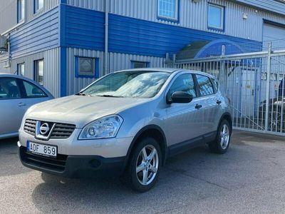 begagnad Nissan Qashqai 1.6 Manuell, 114hk Nyservad,Nybes