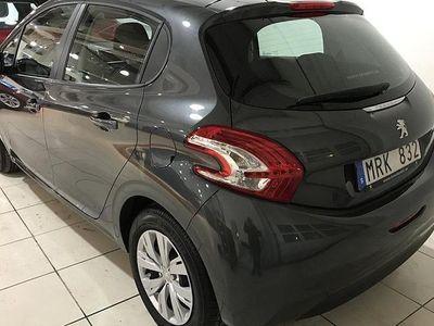 begagnad Peugeot 208 5D ACTIVE 1,2 VTi *2-ÅRS GARANTI*
