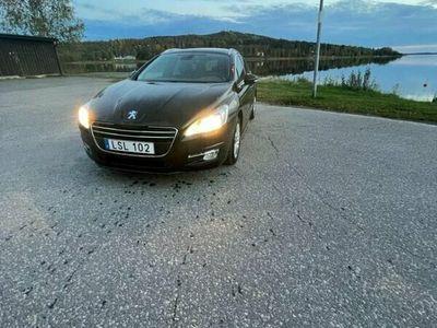 begagnad Peugeot 508 SW 1.6 HDi FAP