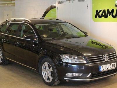 begagnad VW Passat 2.0 TDI 4-Motion Dragpaket