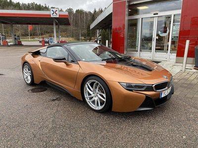 begagnad BMW i8 Roadster / HEAD-UP / V-Hjul / MOMSB