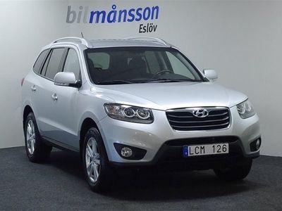 begagnad Hyundai Santa Fe 197hk