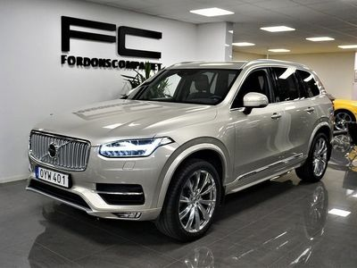 begagnad Volvo XC90 D5 AWD Geartronic Inscription Euro