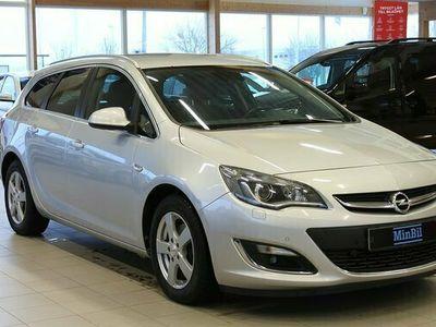 begagnad Opel Astra Sports Tourer 1.7 CDTI ecoFLEX 2014, Personbil Pris 75 900 kr