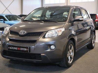 begagnad Toyota Urban Cruiser 1.33 Dual VVT-i 101hk Dr