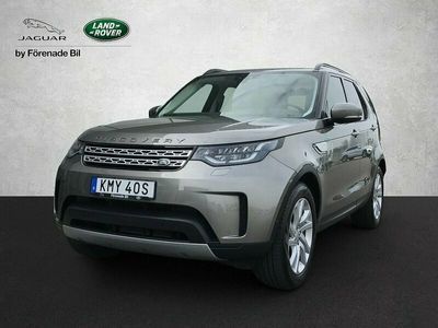 begagnad Land Rover Discovery HSE 3.0 SDV6 AWD Euro 6 7-sits 2020, SUV Pris 729 000 kr