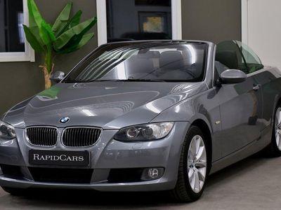 begagnad BMW 325 Cabriolet d E93   Navi   Hifi