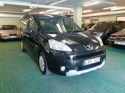 begagnad Peugeot Partner Tepee 1.6 HDi 109hk