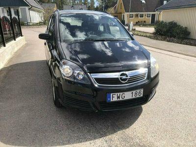 begagnad Opel Zafira 1.9CDTI ENJO
