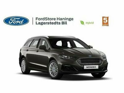 begagnad Ford Mondeo Titanium Kombi Hybrid E-CVT Euro 6 2021