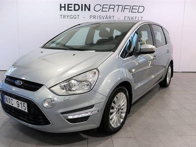begagnad Ford S-MAX Business 2.0 Tdci Aut