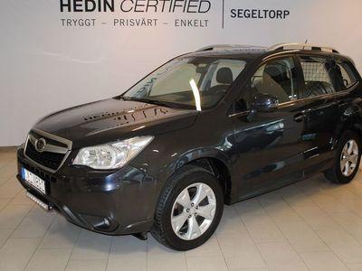 begagnad Subaru Forester 2,0 150HK AUTO 4X4 XS KROK S+V-HJUL